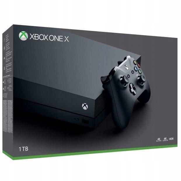 Konsola Xbox One X 1 TB NOWA Kraków