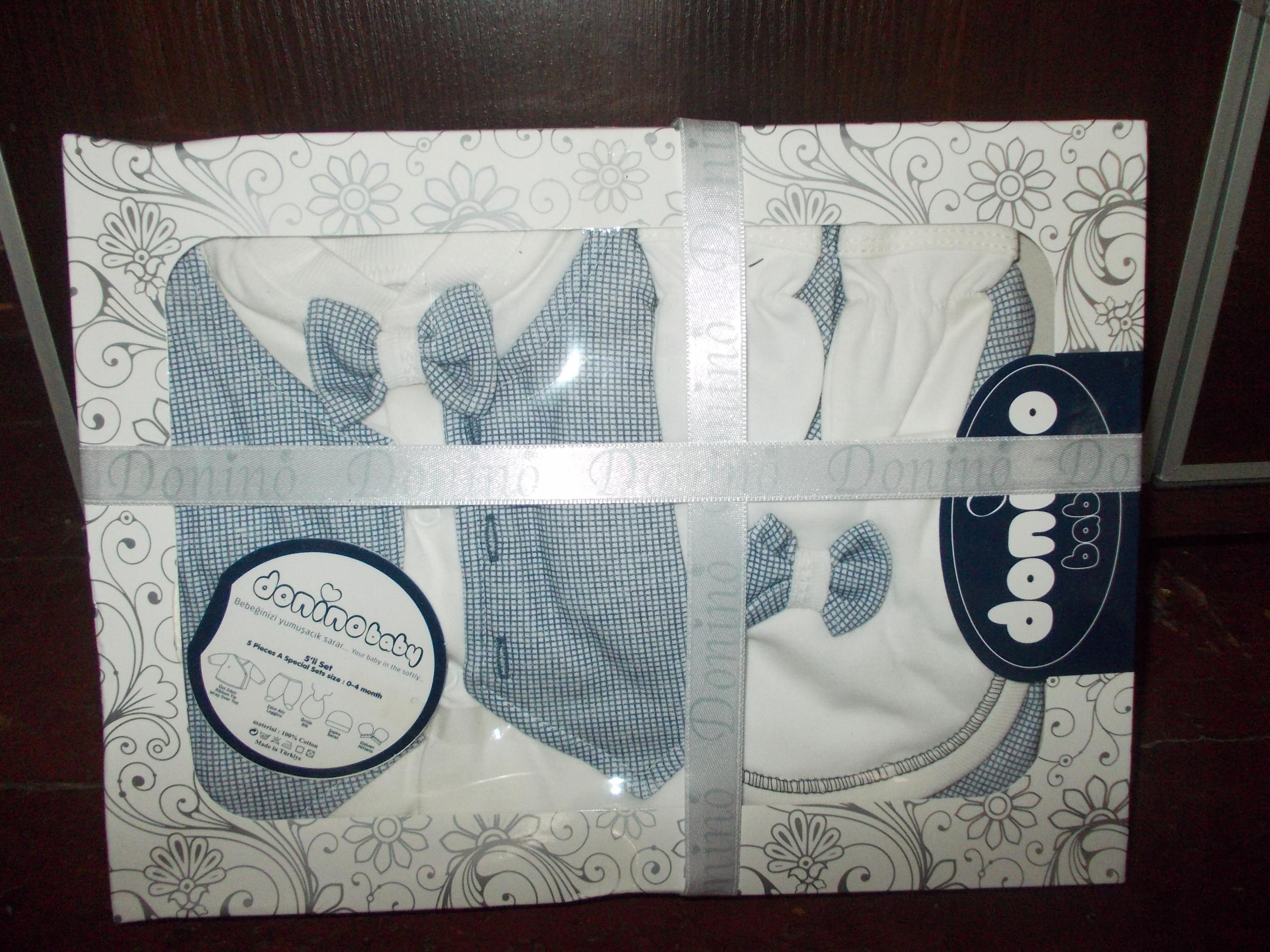 2b7e530202 wyprawka niemowlęca komplet 62cm 5 częściowy - 7630938273 ...