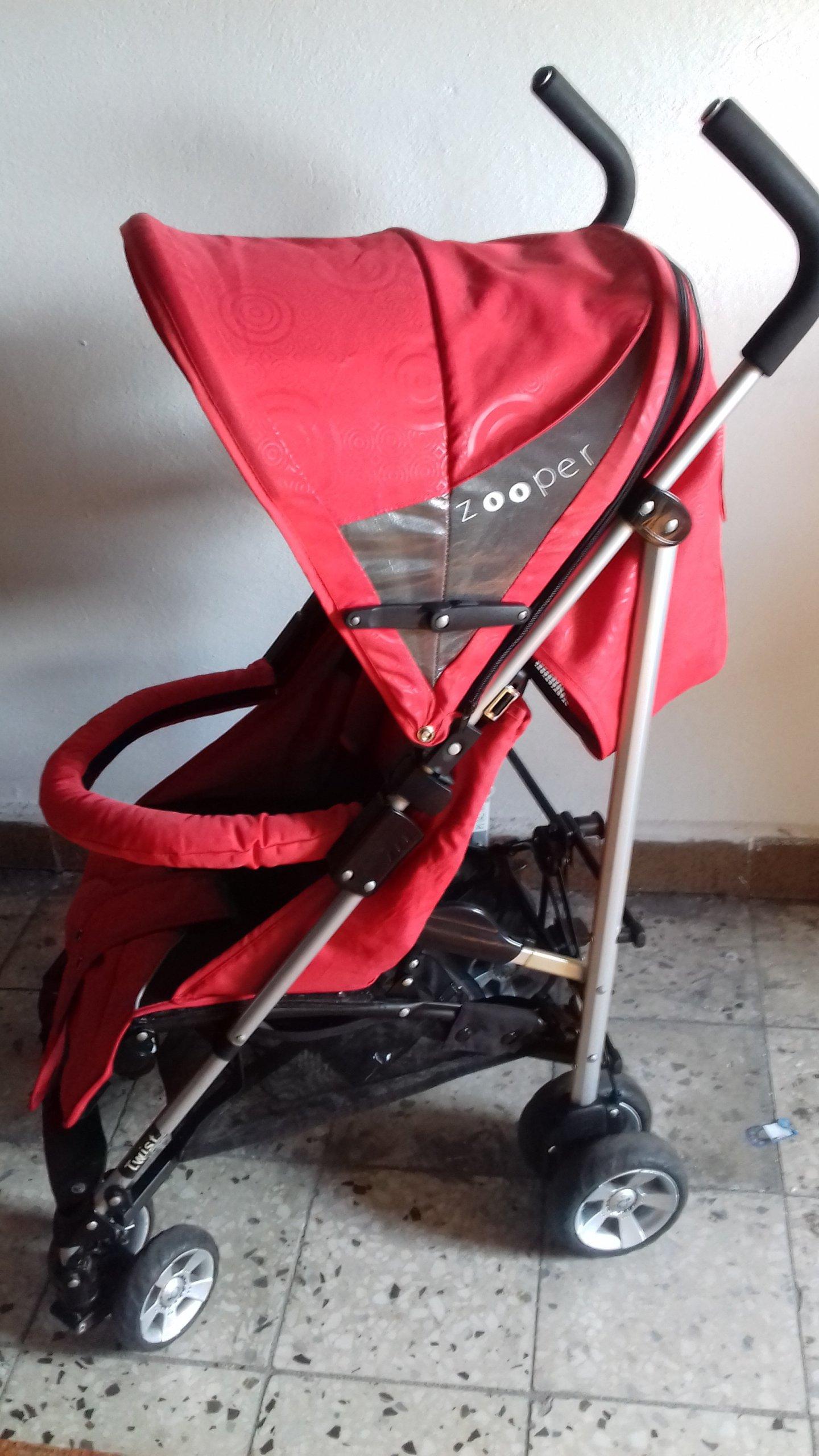 Zooper Twist wózek spacerowy parasolka +gratis BDB