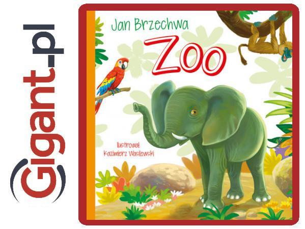 Zoo Brzechwa Jan 7028044876 Oficjalne Archiwum Allegro