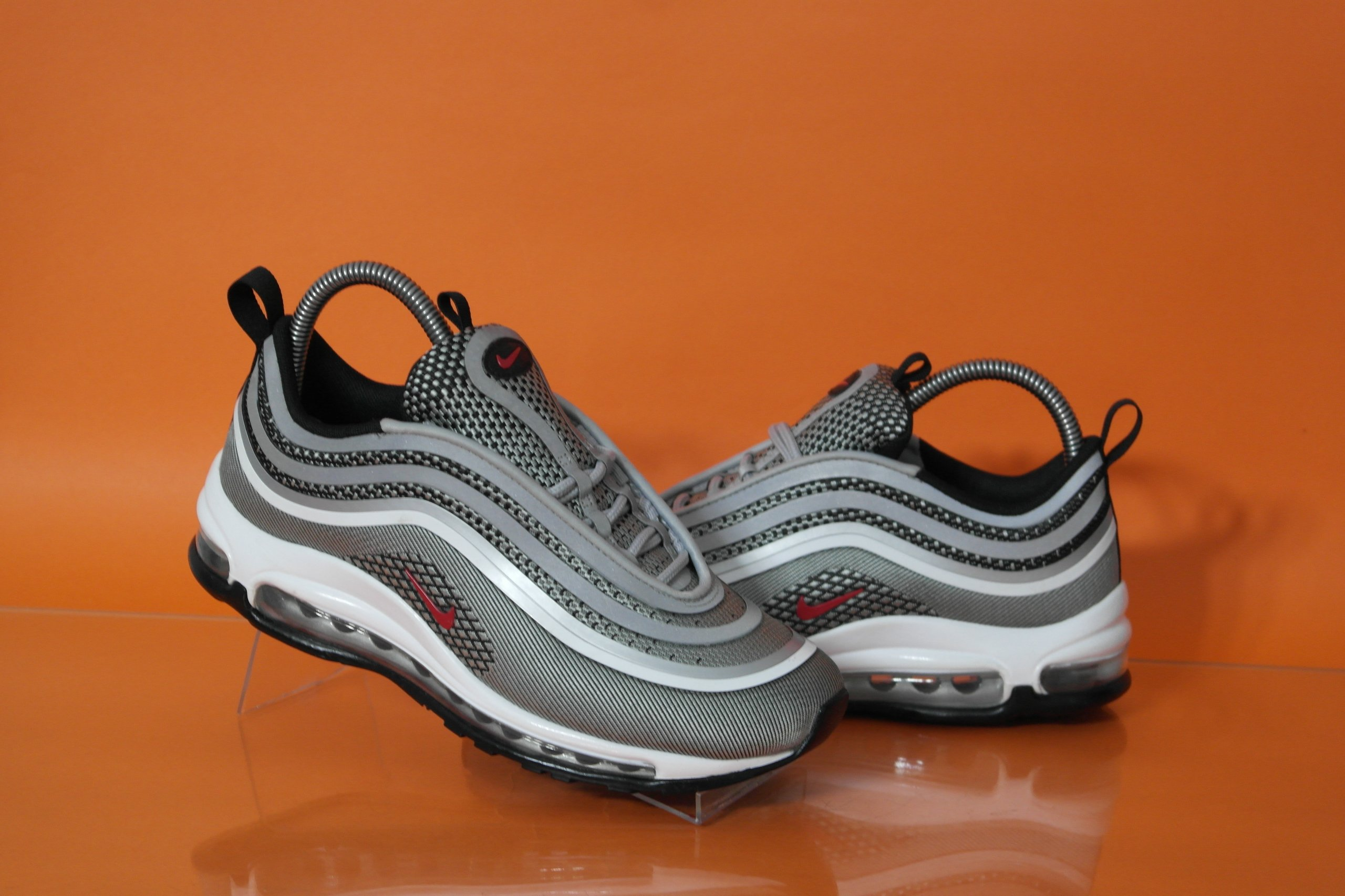 save off 01995 1acdf NIKE-AIR MAX 97 Ultra 17 Metallic Silver-r.38,5