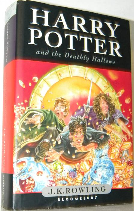 HARRY POTTER AND THE DEATHLY HALLOWS Rowling