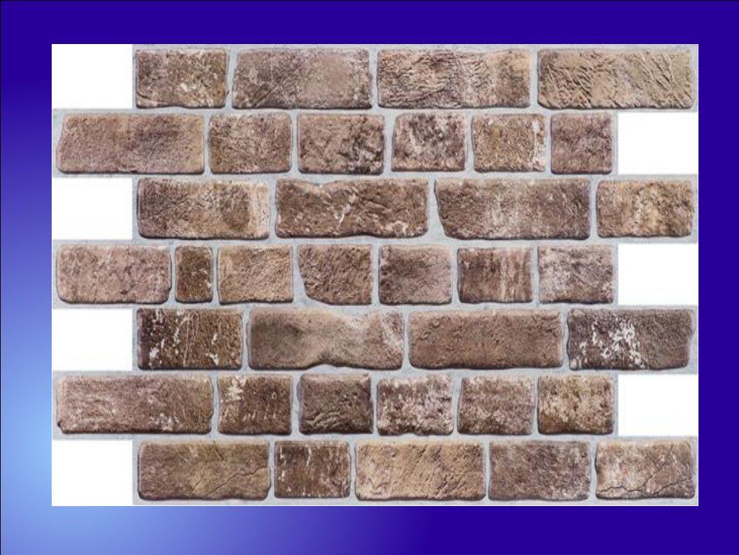 Panele Dekoracyjne Płytki ścienne Pvc 3d Cegła 7205433452