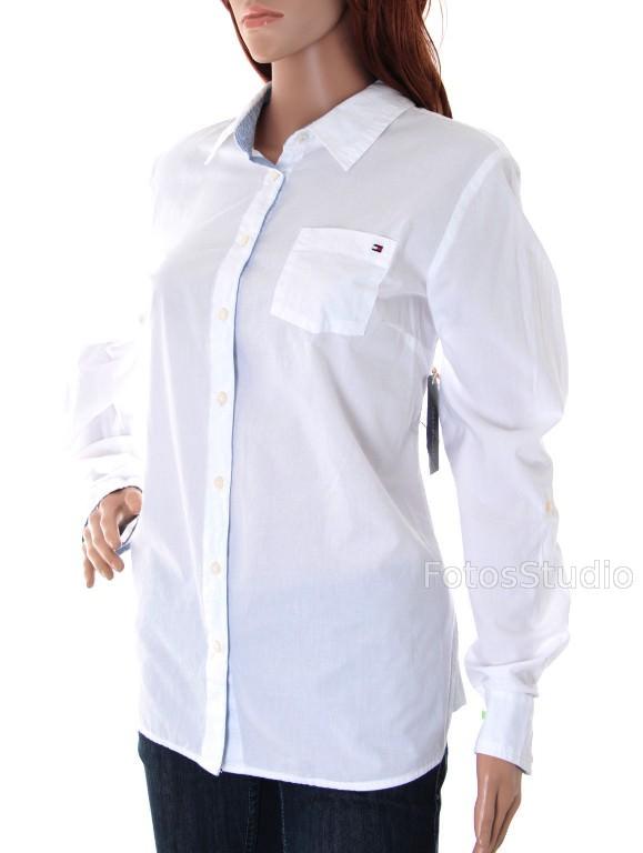 6d859e0cb83af Koszula Bluzka koszulka damska TOMMY HILFIGER L 40 - 6912708261 ...