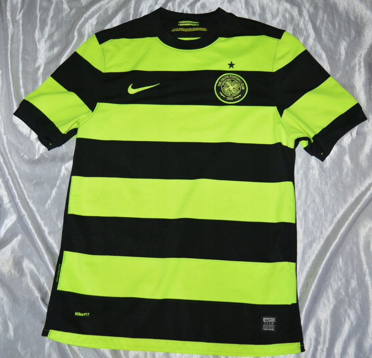 tshirt Nike Celtic Footbal Club Nike Fit
