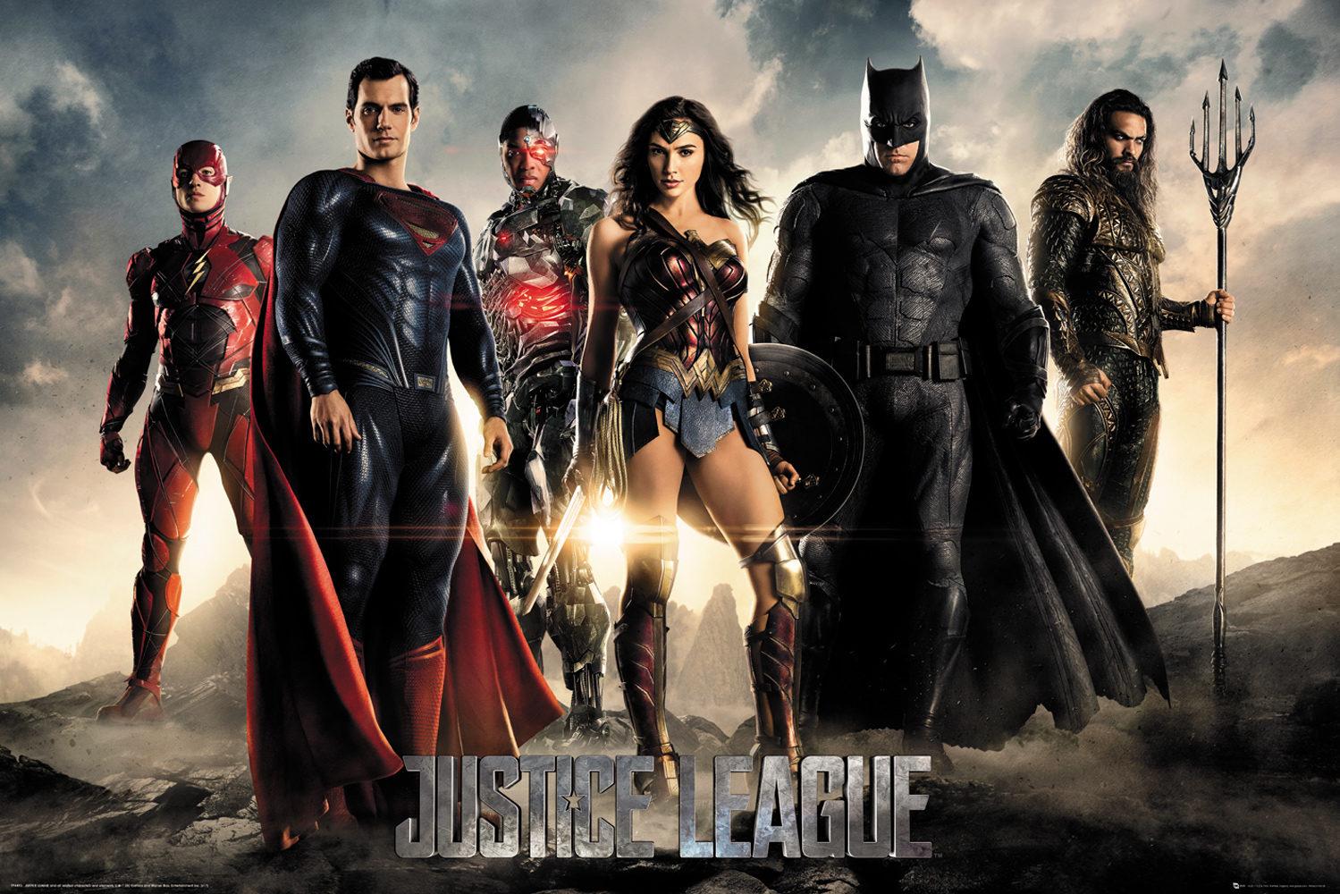 Dc Comics Justice League Plakat 915x61 Cm 7013151686