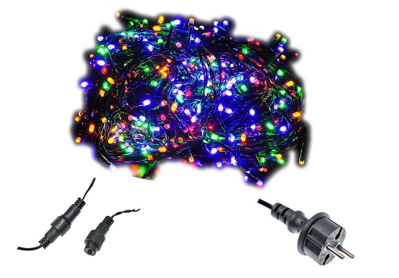 LAMPKI CHOINKOWE ZEWNĘTRZNE LED 700 IP44 GRUBE 54m