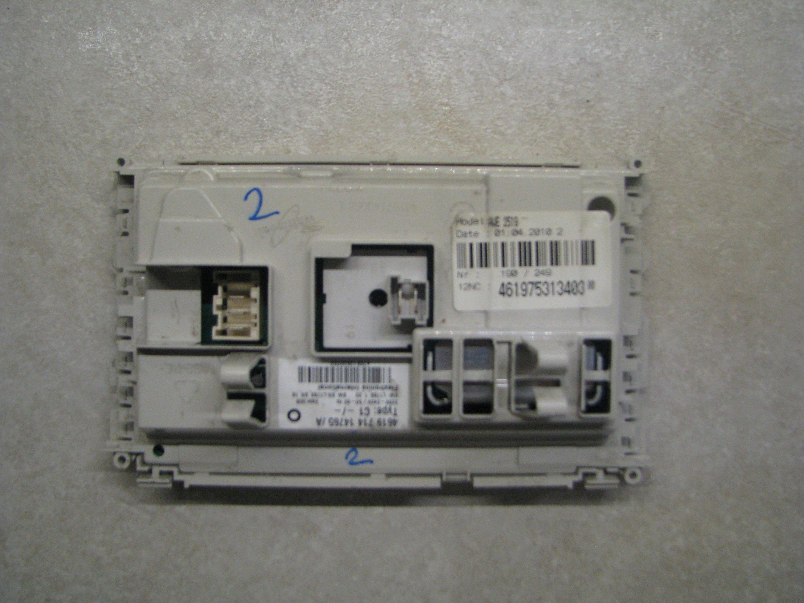 Nowość Moduł programator pralki Whirlpool AWE 2519 - 7112405156 ID29