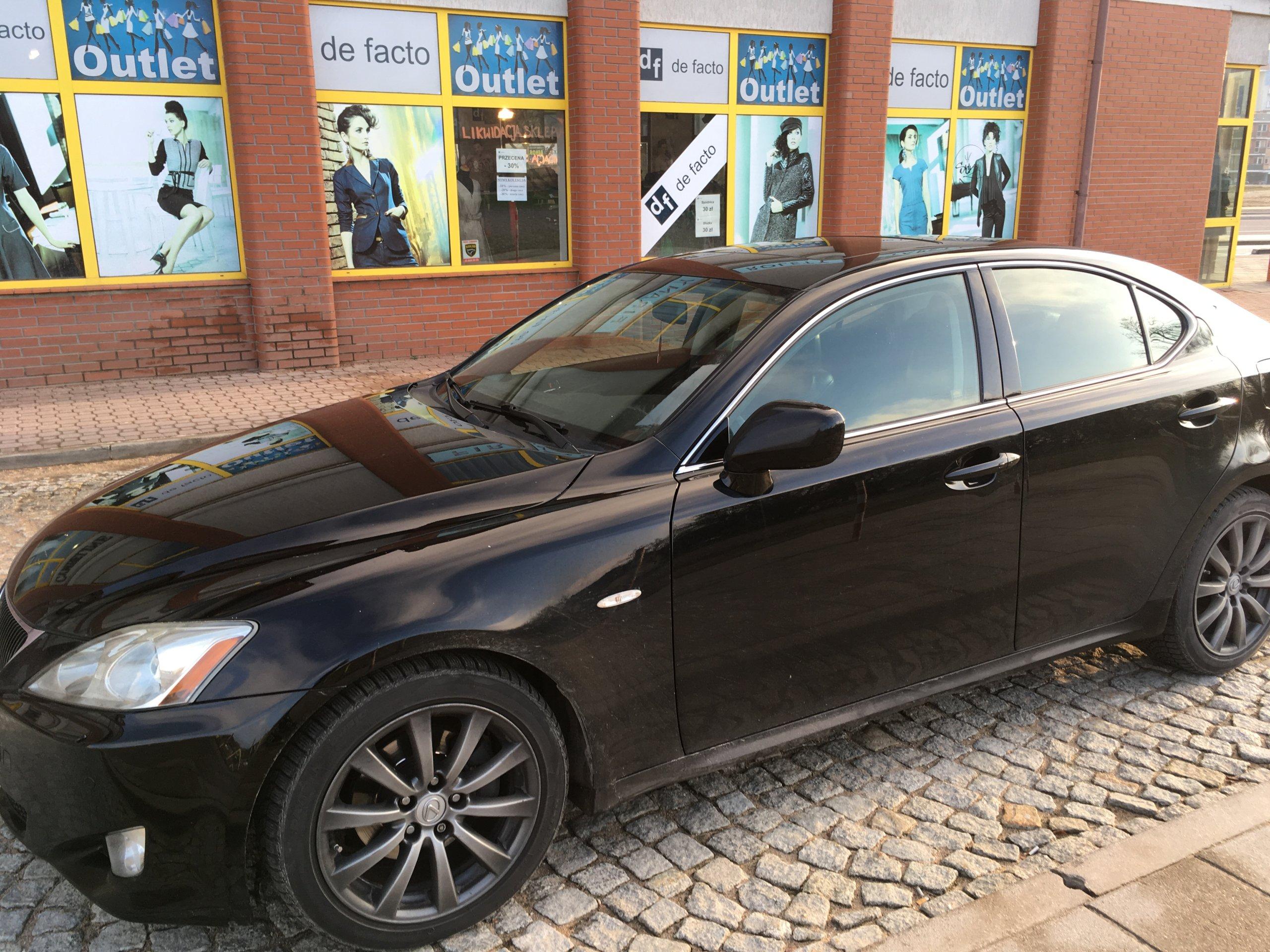 c422914c3d Lexus Is 250 wersja prestige - 7195676752 - oficjalne archiwum allegro
