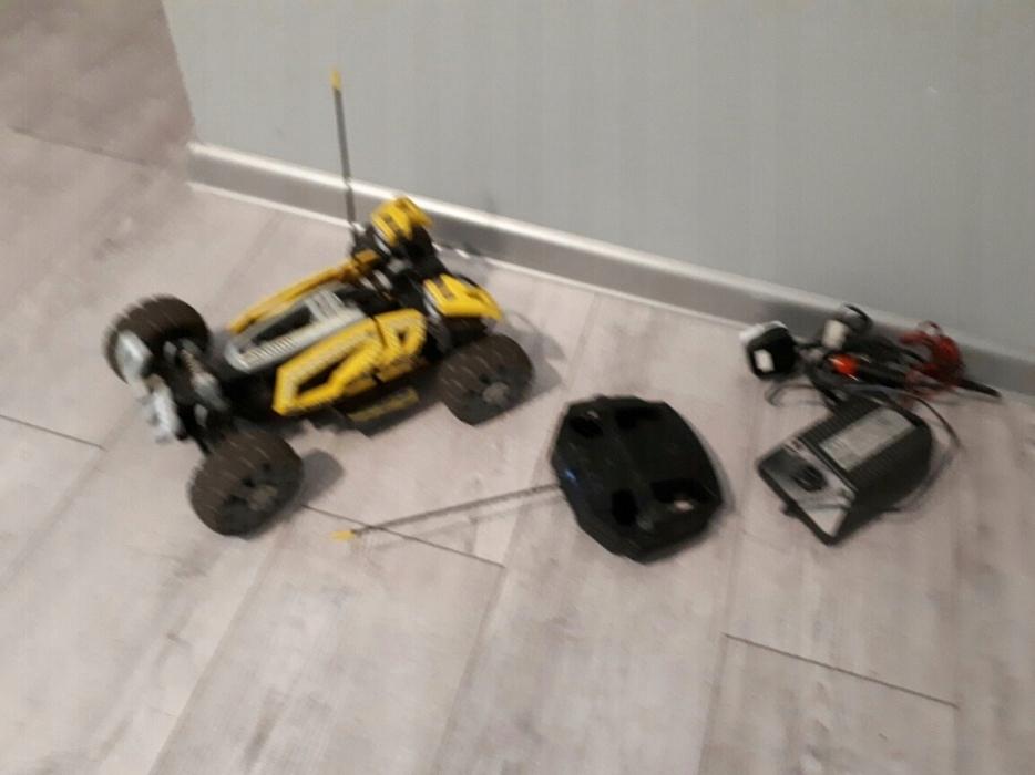 Lego Auto Zdalnie Sterowane 8369 Dirt Crusher Rc 7530824775