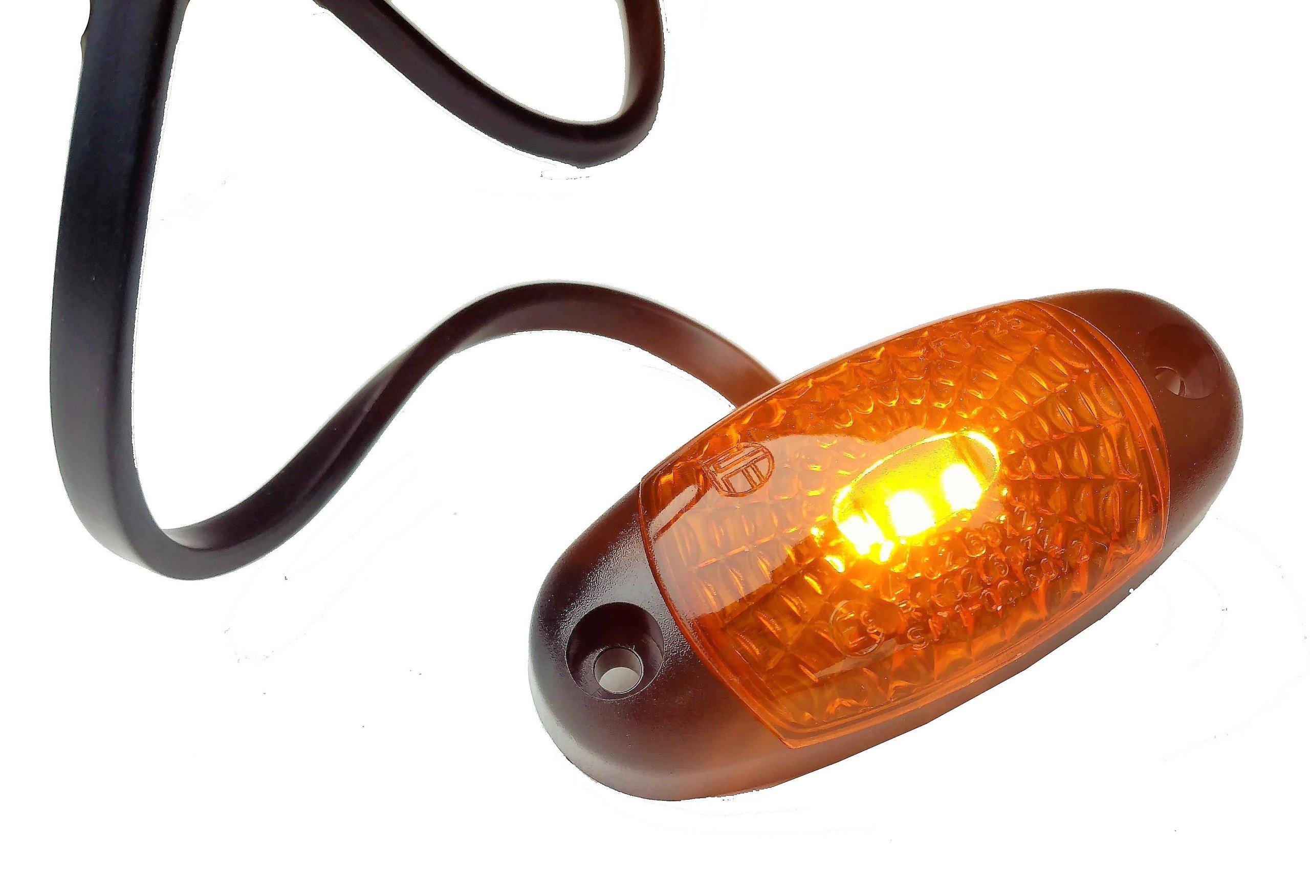 лампа габаритный диодов obrysówka led obrysówki