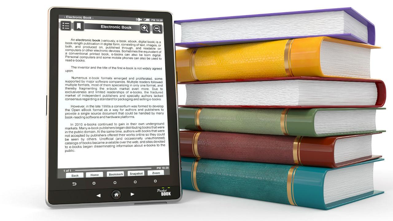 5 rzeczy, na które należy zwrócić uwagę przy wyborze czytnika e-booków