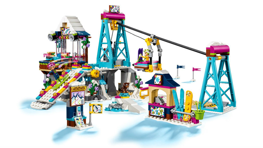 Lego Friends 5 Nowości Z Katalogu Lipiecgrudzień 2017 Allegropl