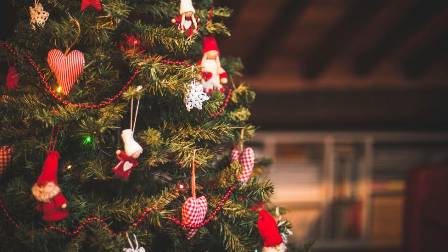 Choinka Bez Bombek Czyli Alternatywny Pomysl Na Dekoracje Bozonarodzeniowego Drzewka Allegro Pl
