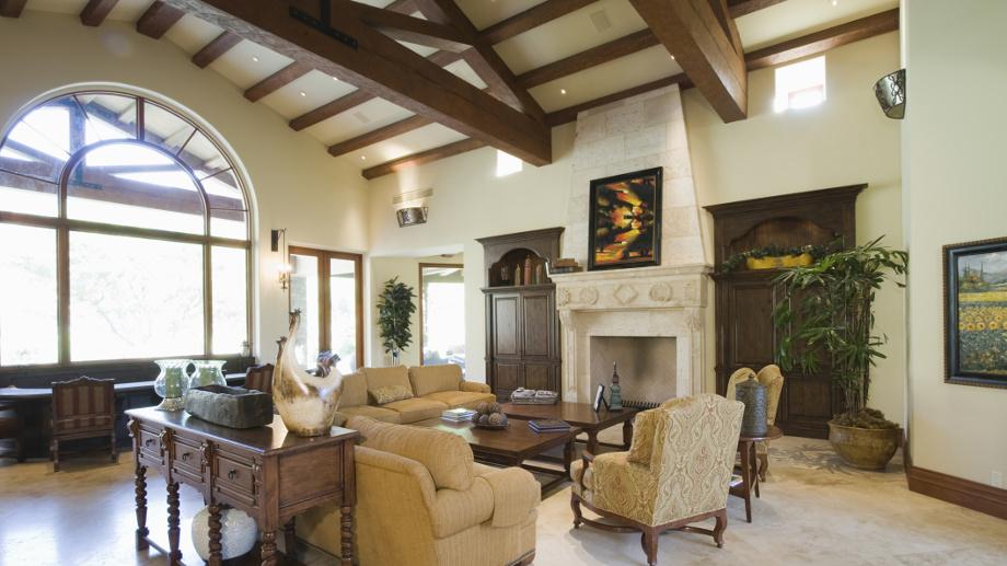 Jak Urządzić Mieszkanie Z Wysokim Sufitem Allegropl