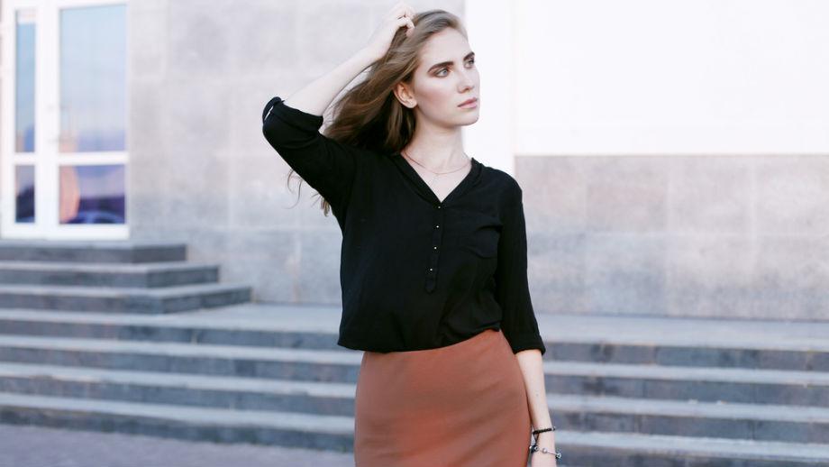 0a45d019 Ołówkowa spódnica – strój nie tylko do biura - Allegro.pl