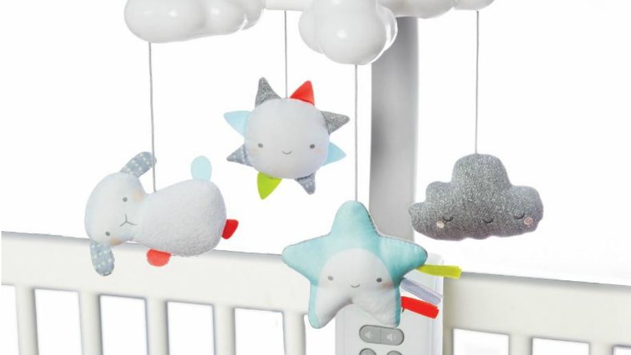 Projektory dla niemowląt