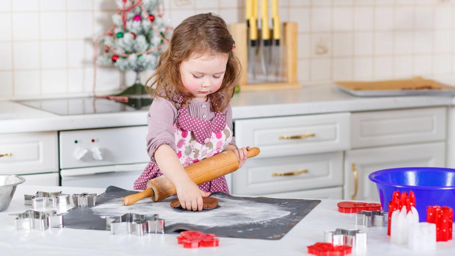 Pieczemy z dzieckiem pierniki