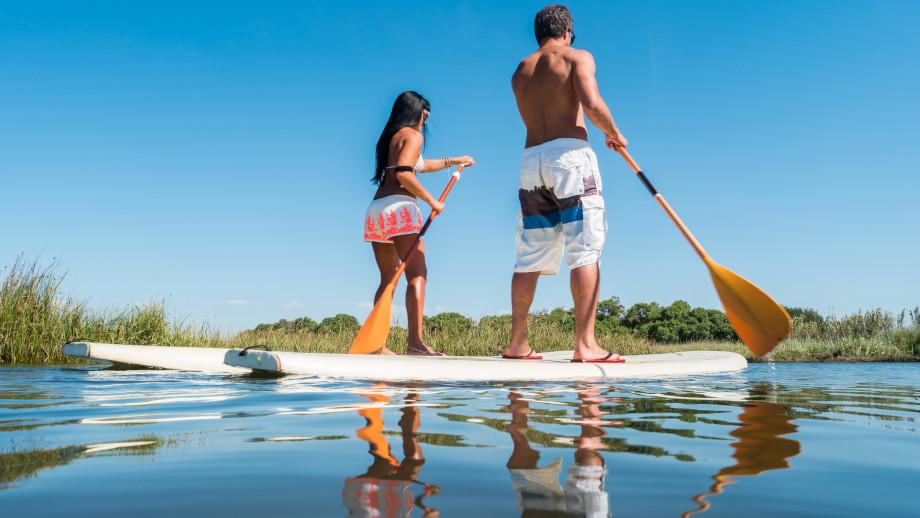 Czym jest SUP, czyli Stand Up Paddle?