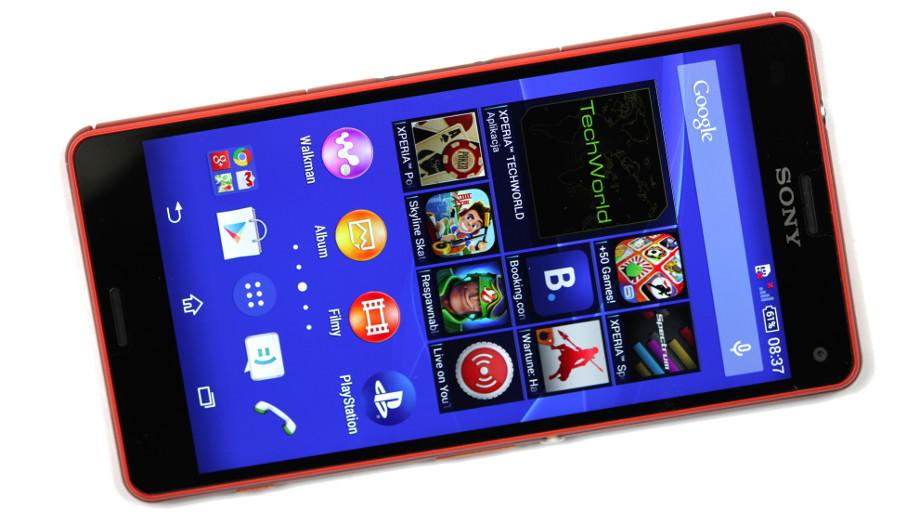 Sony Xperia Z3 Compact Test Smartfona Z Nadzwyczajna Bateria Allegro Pl