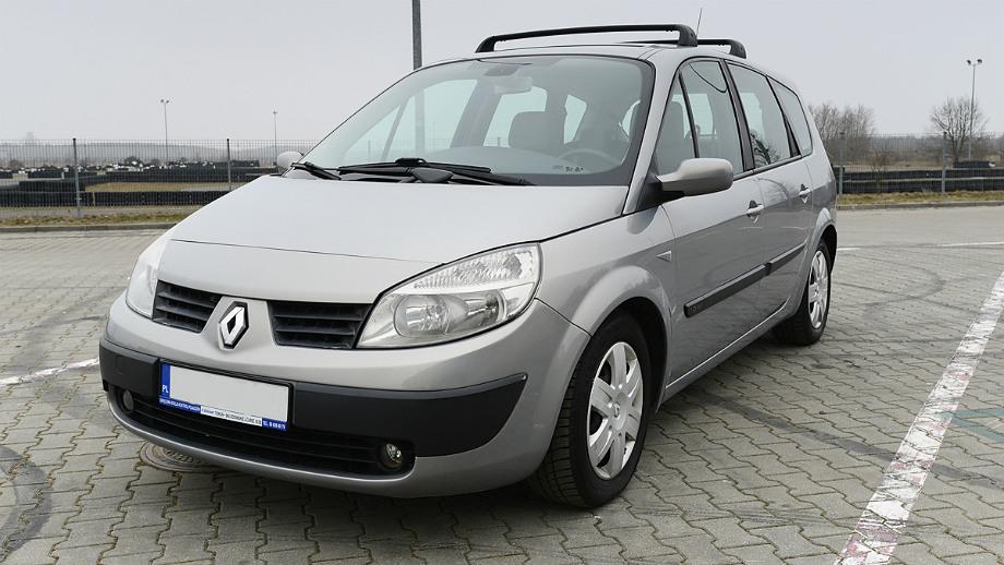 Samochod Rodzinny Do 15 Tysiecy Zl Renault Scenic Ii Allegro Pl
