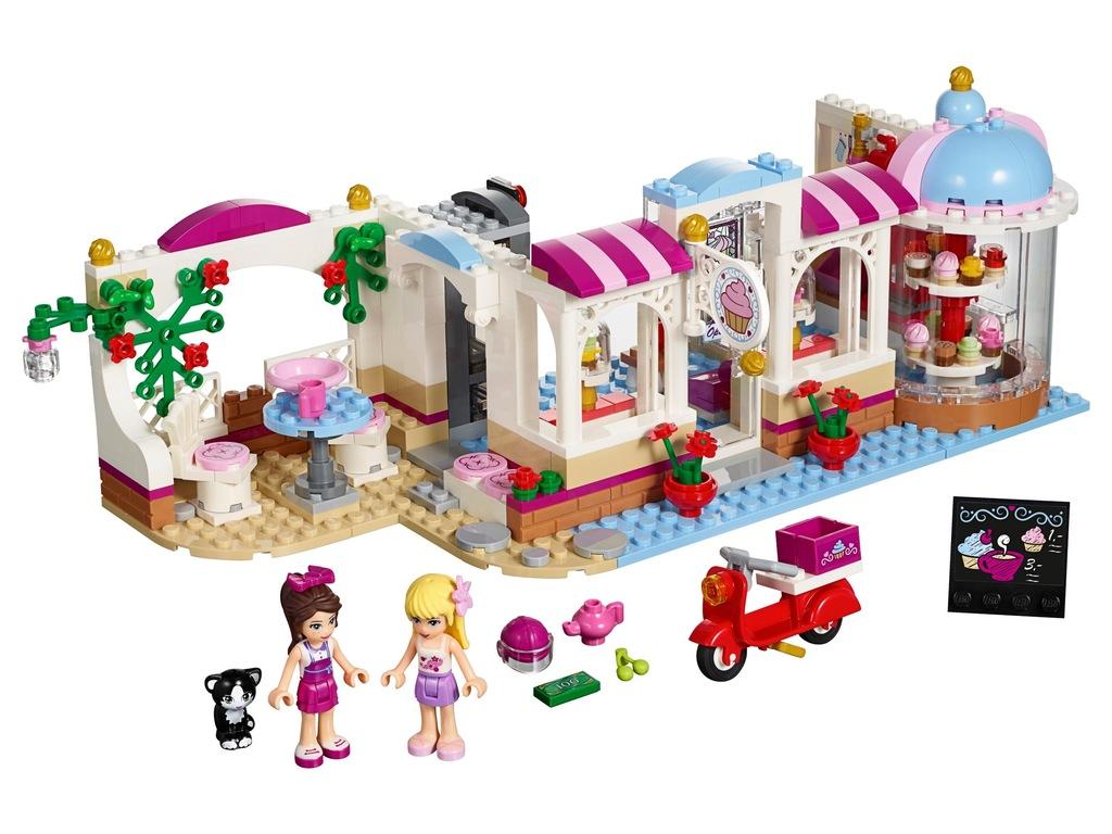 Klocki LEGO Friends Cukiernia w Heartlake 41119