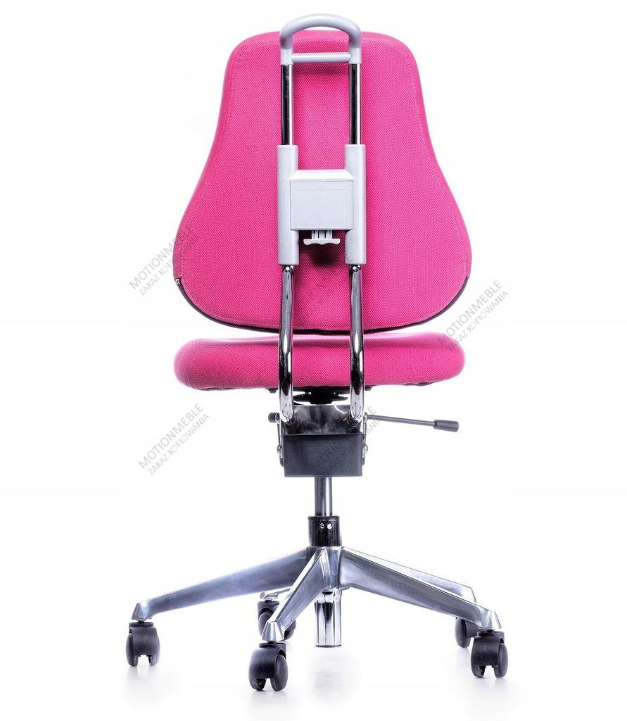 Rehabilitacyjne krzesło KIDS SPINERGO różowe