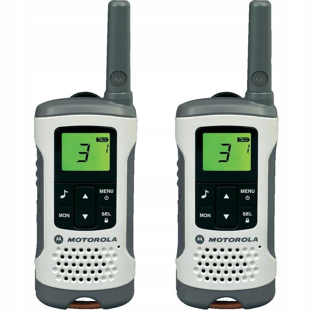 Motorola TLKR T50 KROTKOFALOWKI PMR