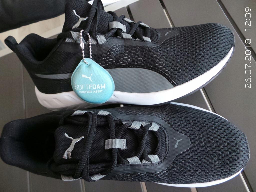 PUMA FLARE 2 buty do biegania SOFTFOAM COMFORT 37,
