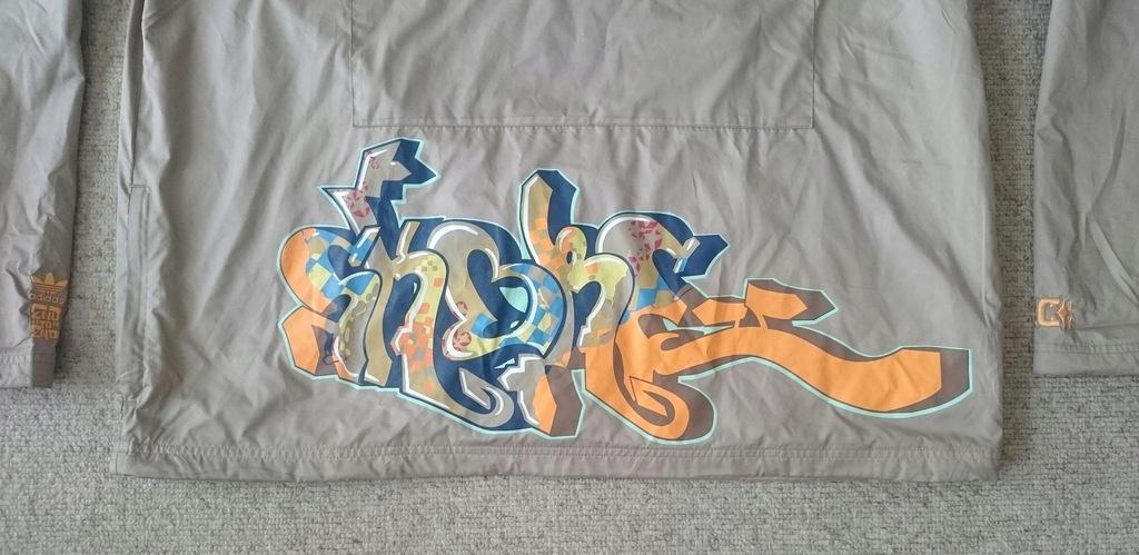 ADIDAS ORIGINALS END TO END GRAFFITI KURTKA