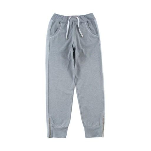 Spodnie dresowe Wójcik 122 zamki