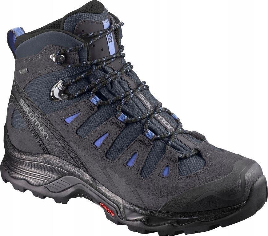 Salomon QUEST PRIME GTX Buty trekkingowe mallard blue