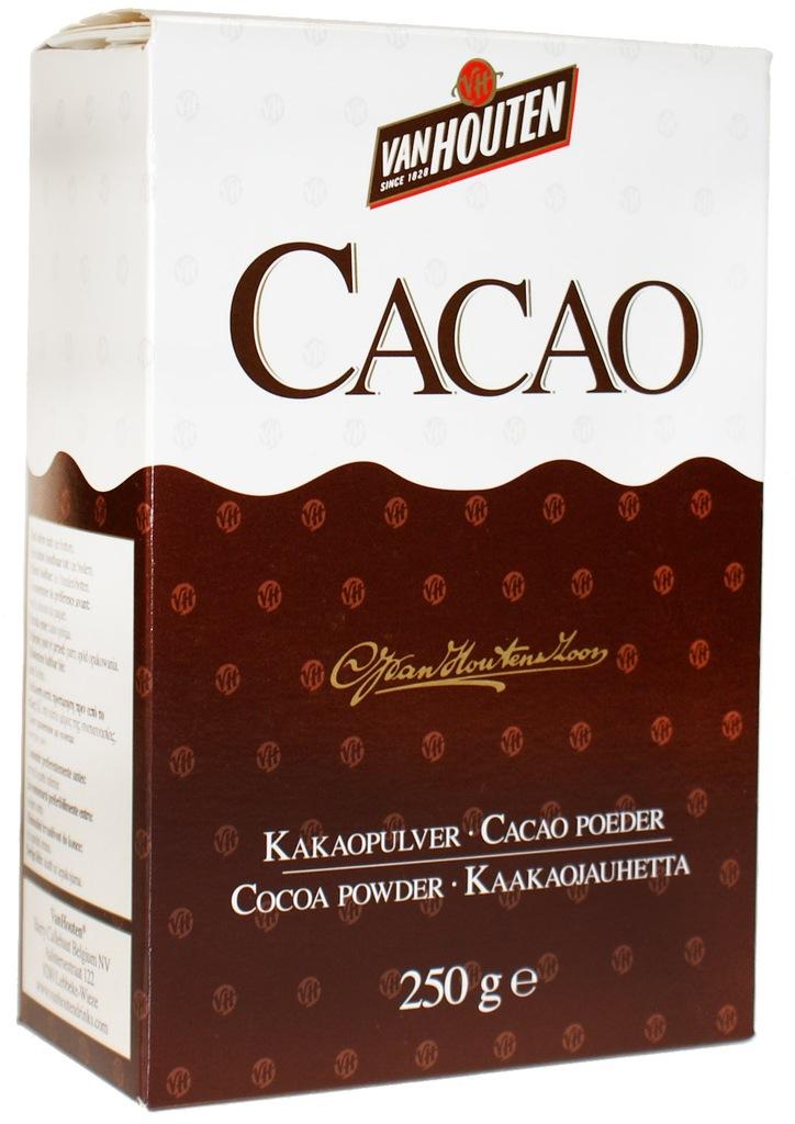 Kakao 100 Van Houten 250 Gram Doskonala Jakosc 6637565363 Oficjalne Archiwum Allegro