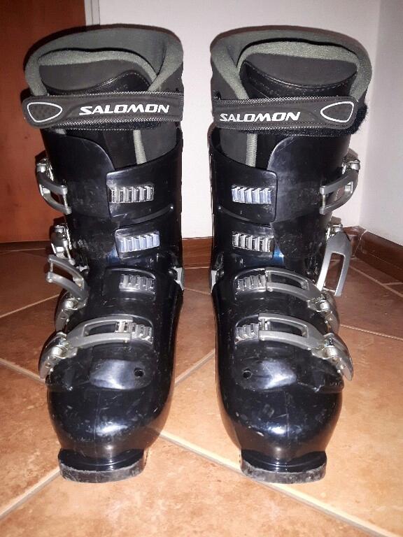 Buty narciarski salomon evolution 8.0 rozmiar 37.jak nowe
