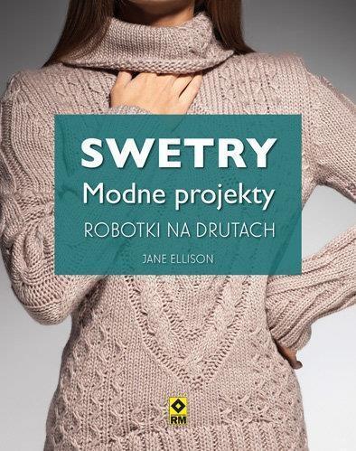 Swetry Modne Projekty Robotki Na Drutach 7186579942 Oficjalne Archiwum Allegro