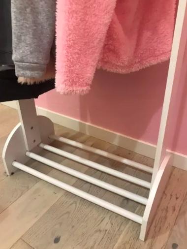 Wieszak na ubrania garderoba kids concept