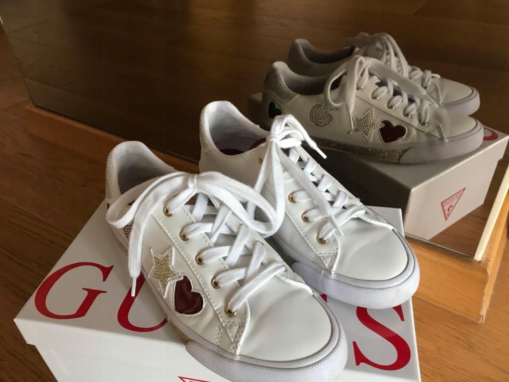 Sneakersy tenisówki trampki GUESS 38