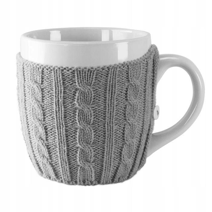 Kubek W Sweterku 600 Ml Xl Sweater Mug Invotis 7699544422 Oficjalne Archiwum Allegro