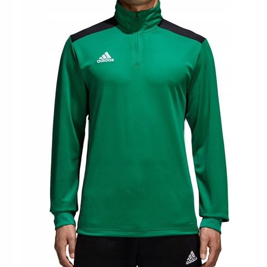 Bluza adidas Regista 18 TOP Y DJ1842 140 cm zielon