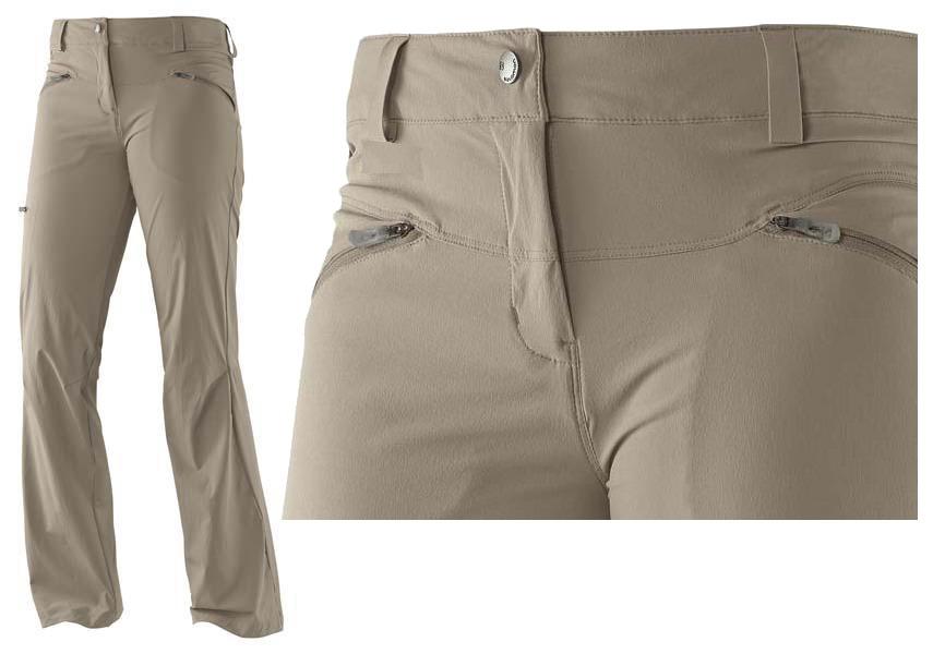 Salomon Wayfarer spodnie damskie trekking 40 short