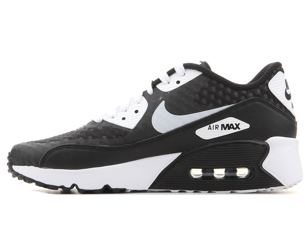 Buty Damskie Nike Air Max 90 ULTRA 2.0 BR GS 001 czarny