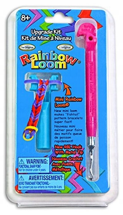 Rainbow Loom Official 2.0 Kit with Metal Hook