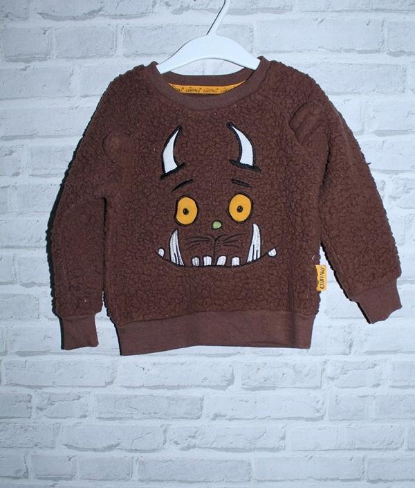 TU bluza Gruffalo dzik r.92-98