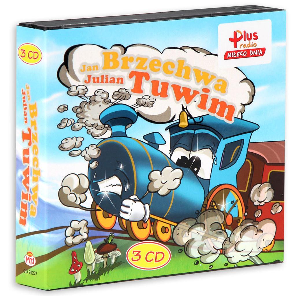 Baśnie Jan Brzechwa I Julian Tuwim Audiobook 7342112904