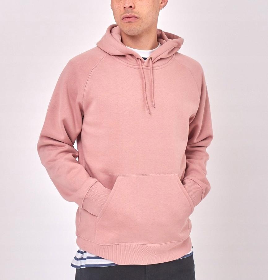 bluza różowa kangur