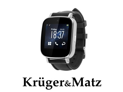 Smartwatch Kruger&Matz Classic 2 - Idealny