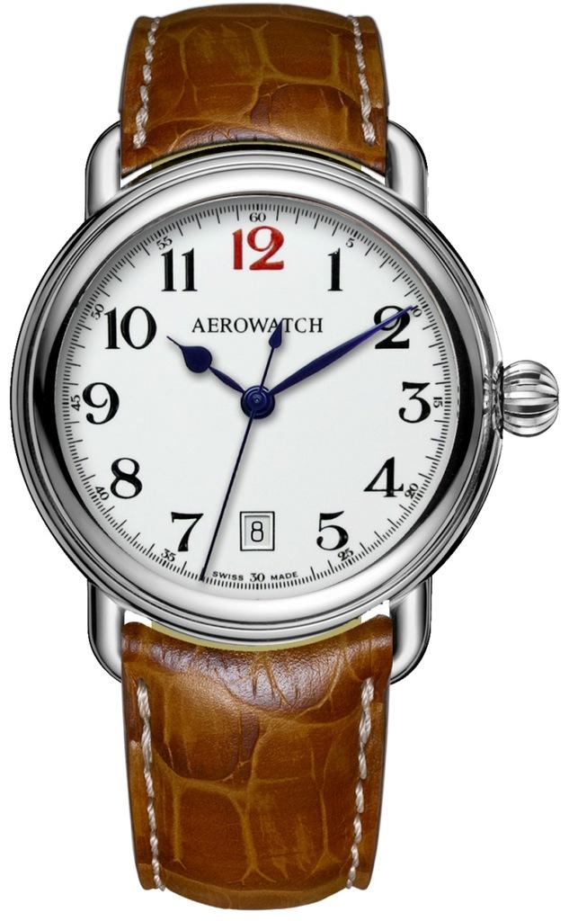 Aerowatch 1942 Elegance Quartz 42900 AA15