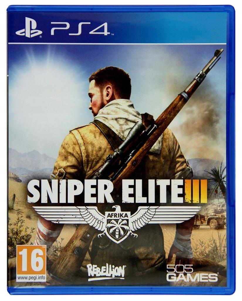 Sniper Elite 3 Iii Pl Ps4 W Wa Sklep Kioskzgrami 7451892811 Oficjalne Archiwum Allegro