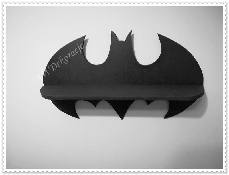 Półka Batman Mała 7230005368 Oficjalne Archiwum Allegro