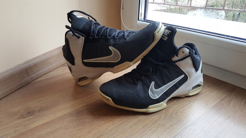nike buty do koszykówki air visi pro ii